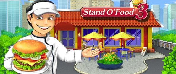 Stand O'Food 3 - Cook at some of the most popular restaurants in time in this highly addictive game.