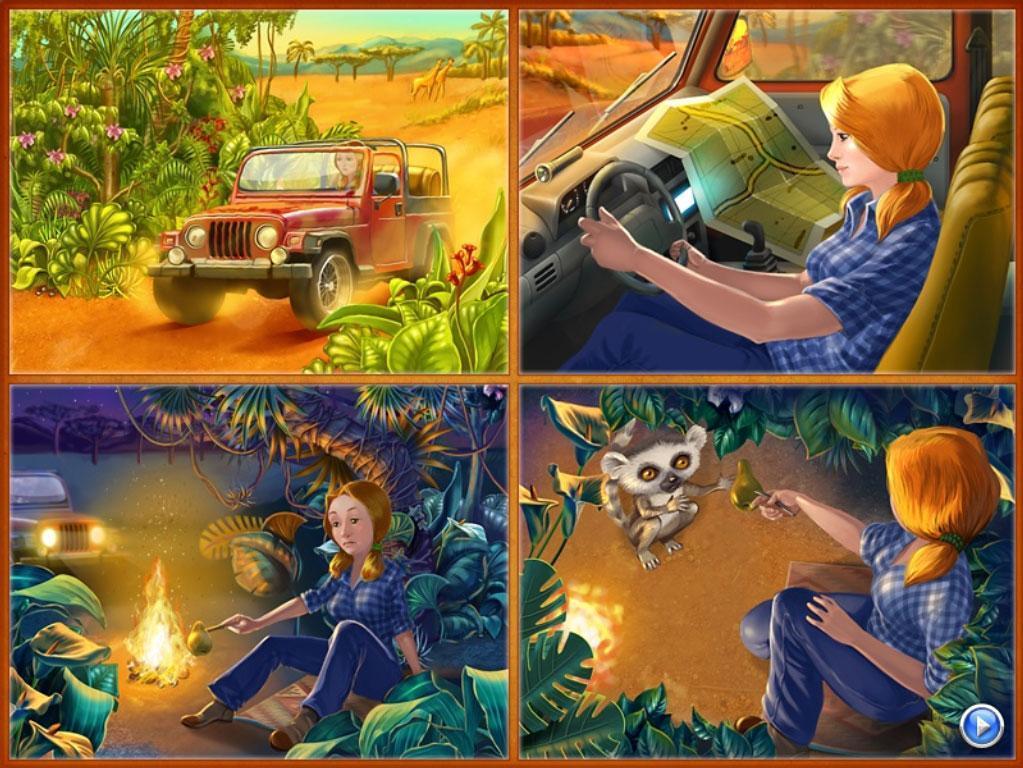 Farm Frenzy 3: Madagascar - Virtual Worlds Land