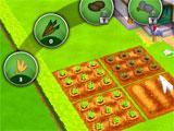 My Free Farm 2: Planting crops