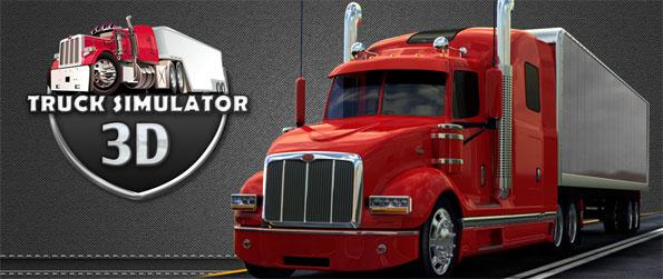 Truck Simulator 3D - Deliver highly volatile cargo from one city to another while avoiding obstacles and dangers on the road in Truck Simulator 3D!