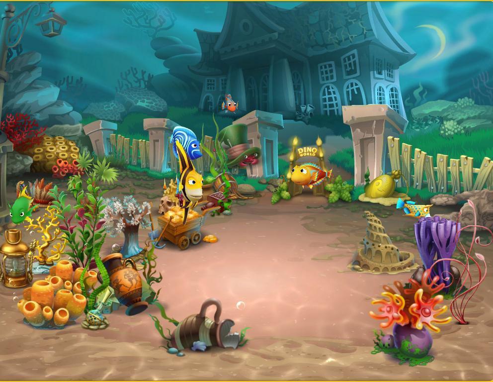 Aquascapes - Virtual Worlds Land!