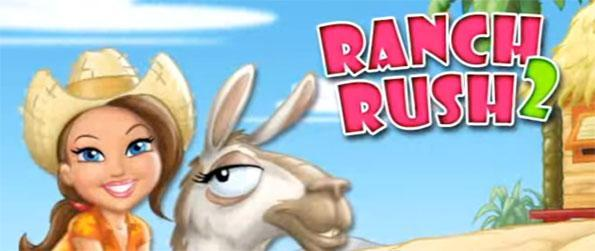Ranch Rush 2 - Manage your very own ranch in this fun-filled game that's sure to impress.