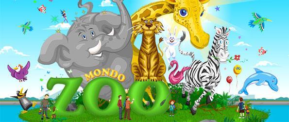 Mondo Zoo - Manage your very own virtual zoo.