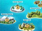 City Island 4 island map