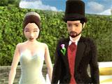 Avakin LIfe: Wedding