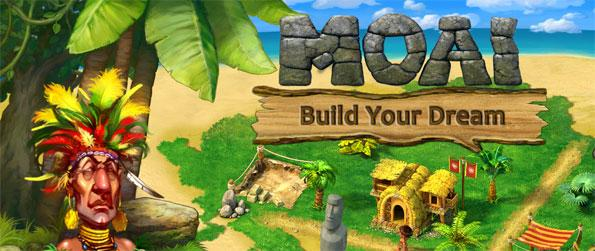 Moai: Build Your Dream - Race against time to save a civilization in this tribal-themed game, Moai: Build Your Dream!