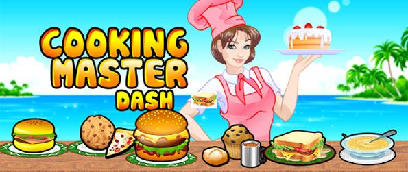 Cooking Master Dash - Take customers' orders and serve fresh food while you race against the clock to make your customers happy! Enjoy level after level of professional food service here in Cooking Master Dash!
