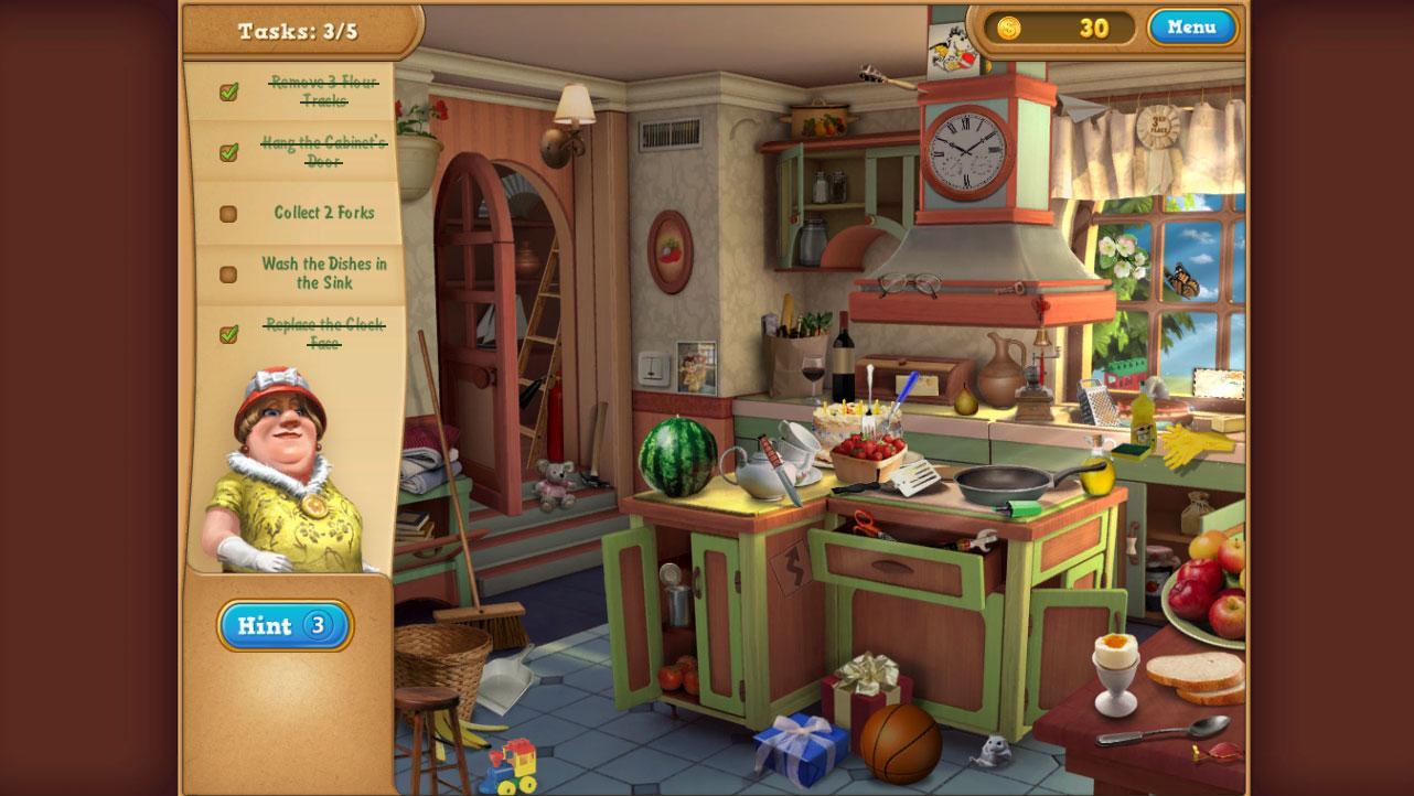 Great ... Gardenscapes 2 Kitchen Sale