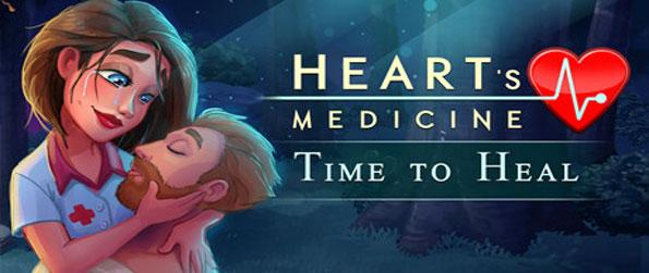 Heart's Medicine: Time to Heal - Enjoy this awesome drama style time management game that'll take you on a rollercoaster of emotions.