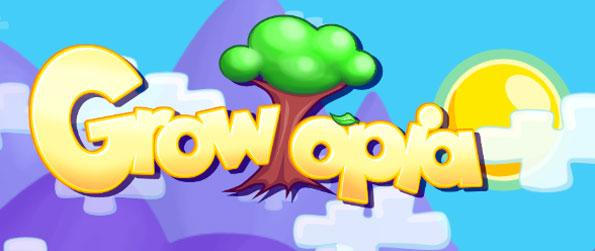 Growtopia - Create your own world that you can bring people in, or keep them out.