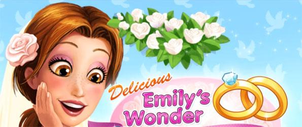 Delicious: Emily's Wonder Wedding - Work as a chef and manage your customers in limited timed episodes.