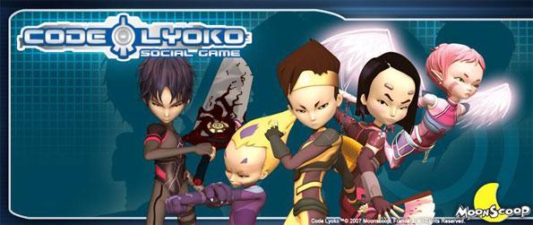 Code Lyoko - Become a Lyoko warrior and fight the evil forces in Code Lyoko.