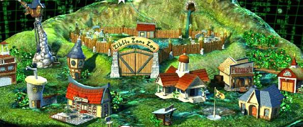 The Zibbie Zone - Join your favorite Zibbies in an exciting and fun-filled virtual world.