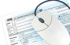 Software to file taxes online