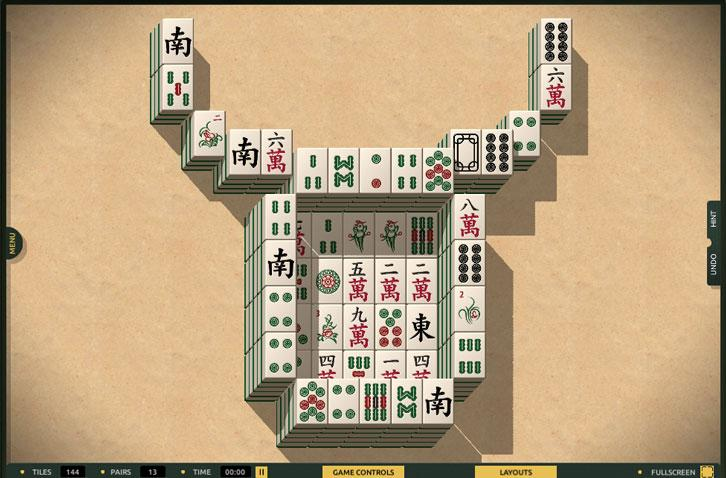 Zodiac - Taurus in TheMahjong.com