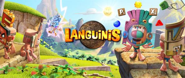 Languini's Word Puzzle - Challenge your English skills with one of the best word games on mobile, Languini's Puzzle!