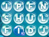 Bubble Words: Letter Splash
