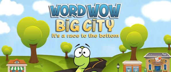 Word Wow Big City: Help a Worm - Put your vocabulary to the test in Word Wow Big City: Help a Worm.