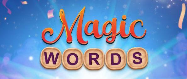 Magic Words - Magic Words is not the most beautiful word game on Facebook, but the truth is that's beside the point. The mechanics are more than enough for you to have good fun with this one.