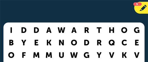 Infinite Word Search Puzzles - Search for various different kinds of words in this addicting word finding game that's sure to impress.