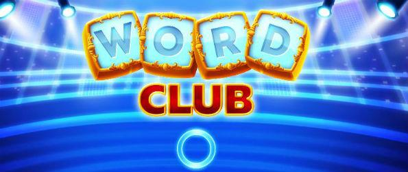 Word Club - Word Club is a multiplayer game that brings the pomp and pageantry of casinos with a twist: guess the words to win huge prizes.