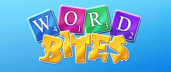Word Bites - Link letters and form words to complete each level in this fun, casual word puzzle game, Word Bites!