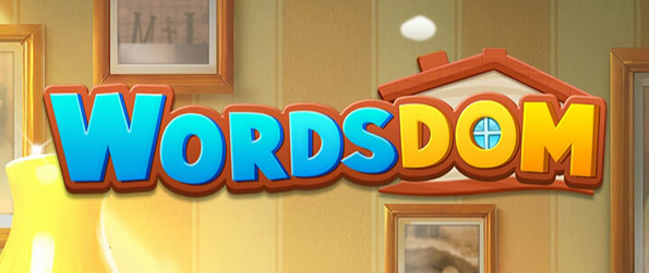 Wordsdom - Form words using the letters given to fill up the crossword puzzle in Wordsdom!