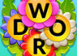 Word Flowers game