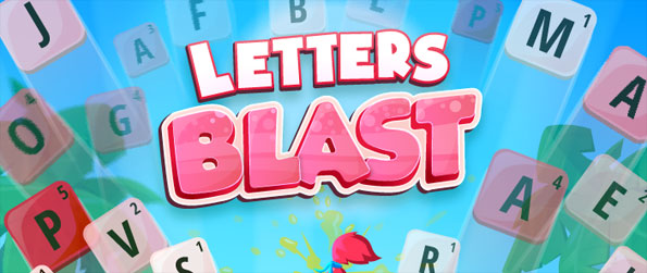 Letters Blast - Get ready to experience a one-of-a-kind Word game that should keep you interested for some time.