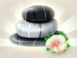 Word Zen Zen Stones