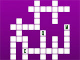 One Clue Crossword starting off
