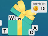Word Charm: Earn coins from bonus words