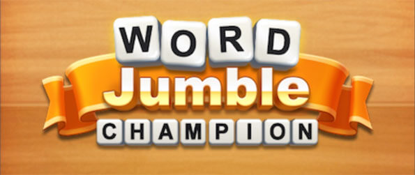 Word Jumble Champion - Enjoy this exceptional word finding game that's sure to put your vocabulary to the test.