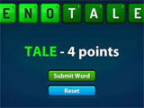 Word Mania: Game Play