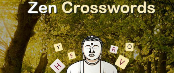 Zen Crosswords - Zen Crosswords is one of those Facebook games that will help you feel nostalgic with the traditional crossword gameplay. It teases your brain while lowering your stress levels.
