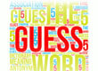 Guess the Word game