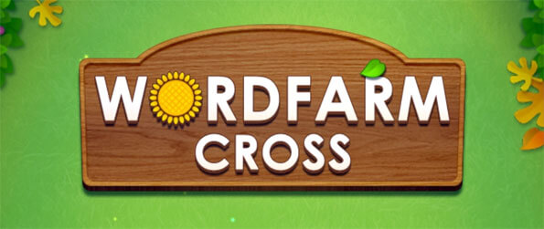 Word Farm Cross - Enjoy this addicting word finding game that comes with a creative thematic twist.