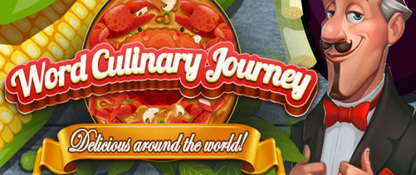 Word Culinary Journey - Culinary Word Journey is an old-school word-puzzle game that gives you plenty of freebies – but only if you're willing to watch the ads.