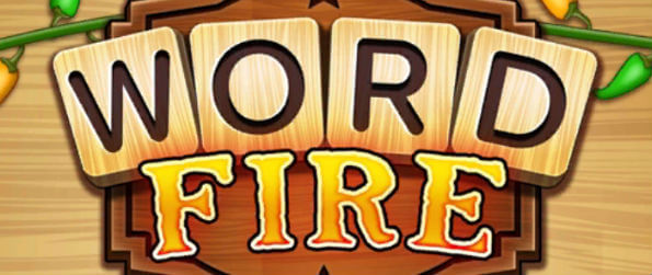 Word Fire - Only a few word games come a-blazing, and Word Fire is one of them. It is challenging and fun and features various power-ups to help you when you're stuck.