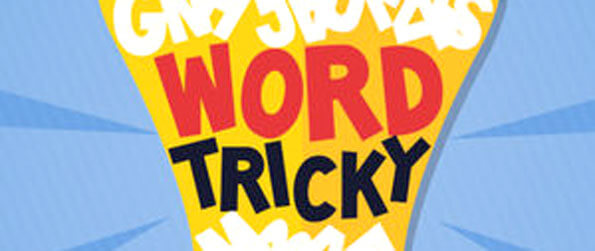 Word Tricky - Enjoy this epic word puzzle in Word Tricky.