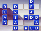 Word Blast trying to make words