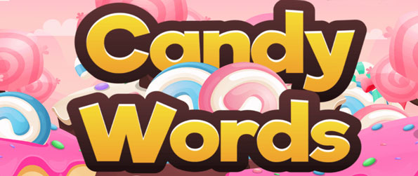 Candy Words - Candy Words is a rather unique, candy-themed word game that is surprisingly more strategic than other, conventional word games.