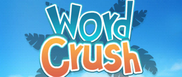 Word Crush - Get ready to wreck your brain and figure out the words from the square blocks!