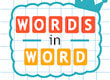 Words in Word game