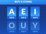 Spin of Fortune - Buy a Vowel