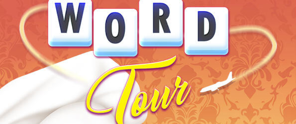 Word Tour - Be the ultimate foodie and challenge yourself to complete the dishes from around the world!