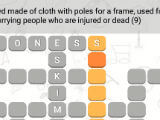 Highlighted Word in CrossWord 10