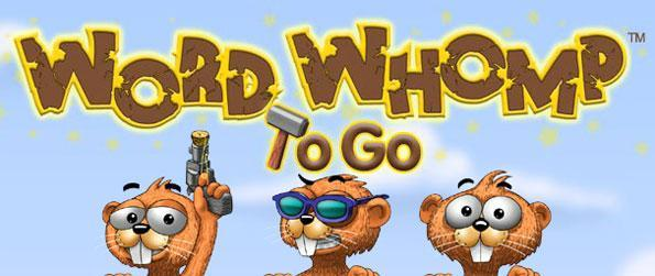 Word Whomp to Go - Build your vocabulary and analytic skills in this exciting Word game.