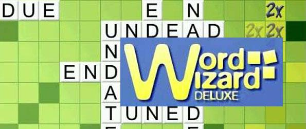 Word Wizard Deluxe - Play this top quality word game and try to score as many points as possible.
