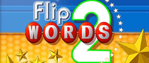 Flip Words 2 - Put your vocabulary to the test in this word finding game Flip Words 2.
